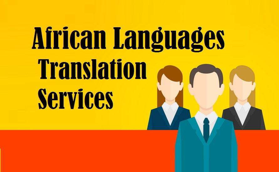 African Languages - African Translation Services Delhi India