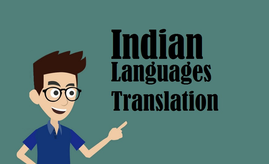 Indian Languages Translation Services in uae delhi india