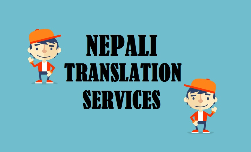 Nepali Language Translation Services in uae delhi india mumbai chennai