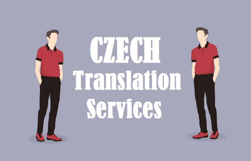 czech Languages Translation Services in uae delhi india