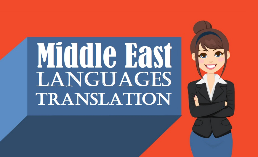 middle east Languages Translation Services in uae delhi india